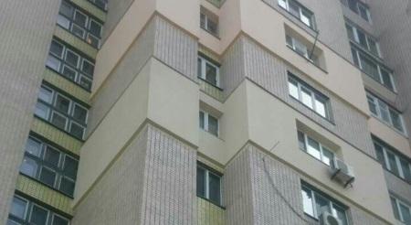 Внешнее утепление стены квартиры и балкона.