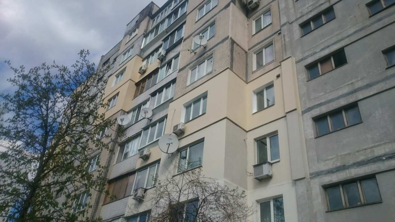 Утепление квартиры в Киеве. Оболонь.